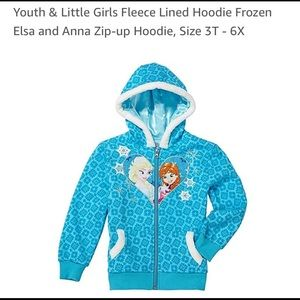 Other - Frozen jackets